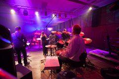 Cross Rocking backstage: The Drummer