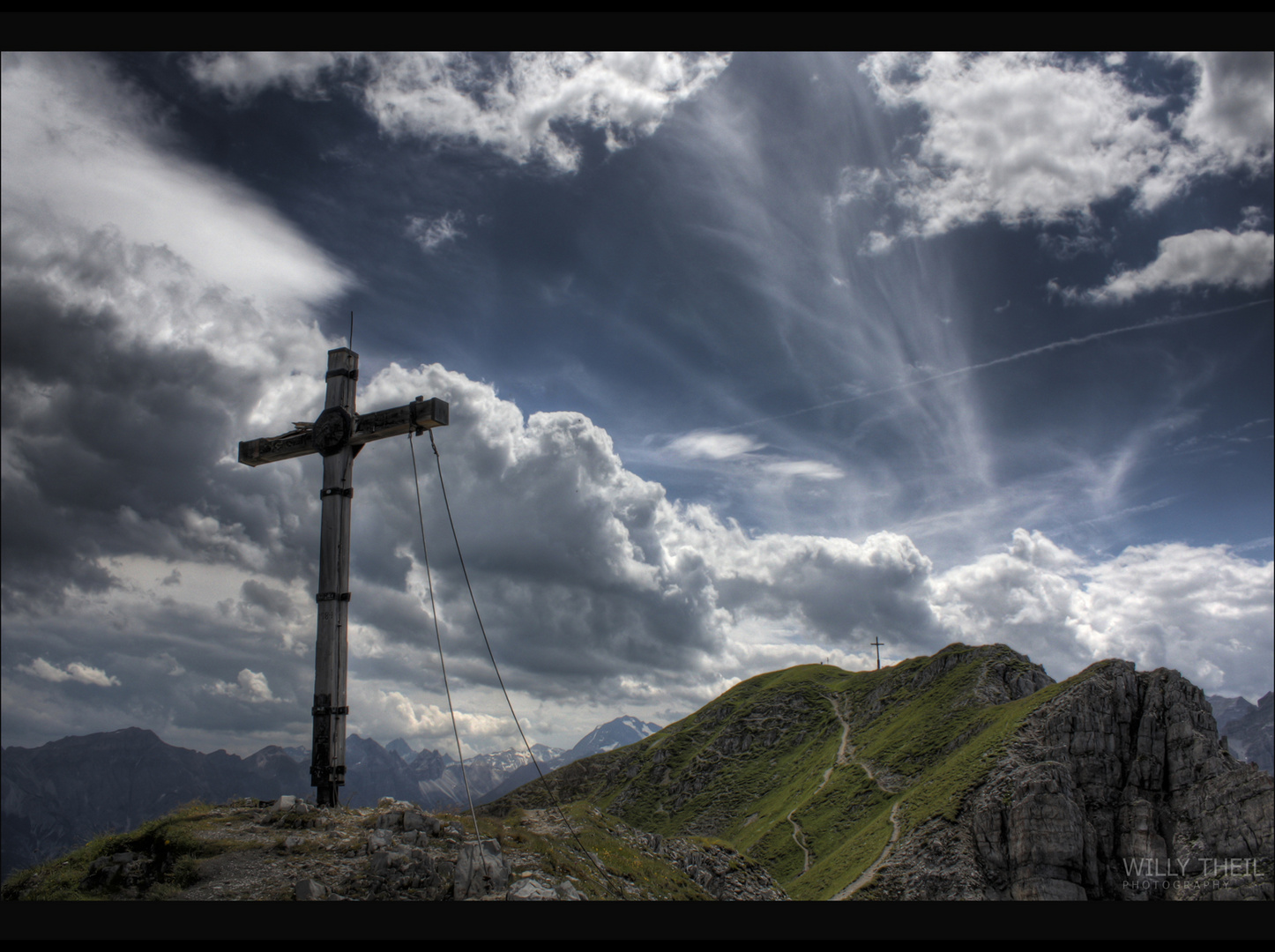 Cross & Sky