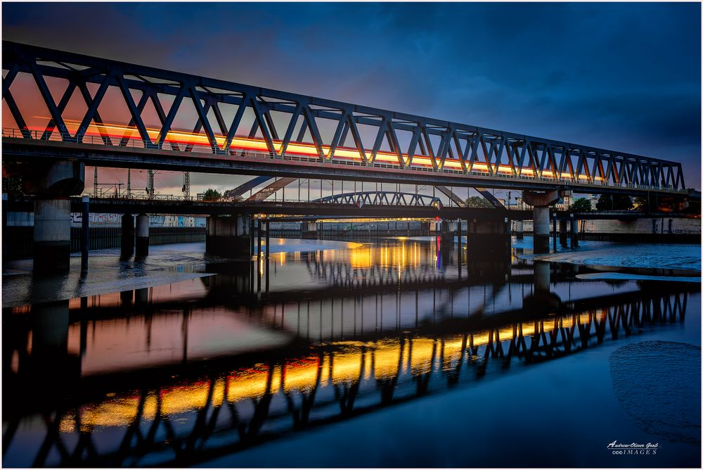 Crossing Bridges - Firetrain