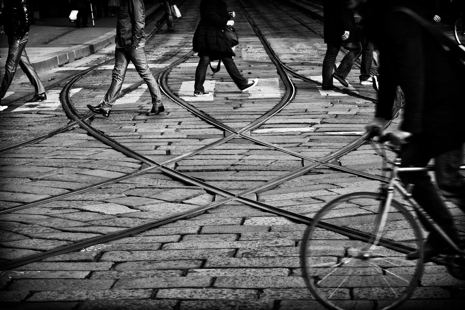 Crossing of life
