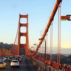 Crossing the Golden Gate Bridge 2014-11