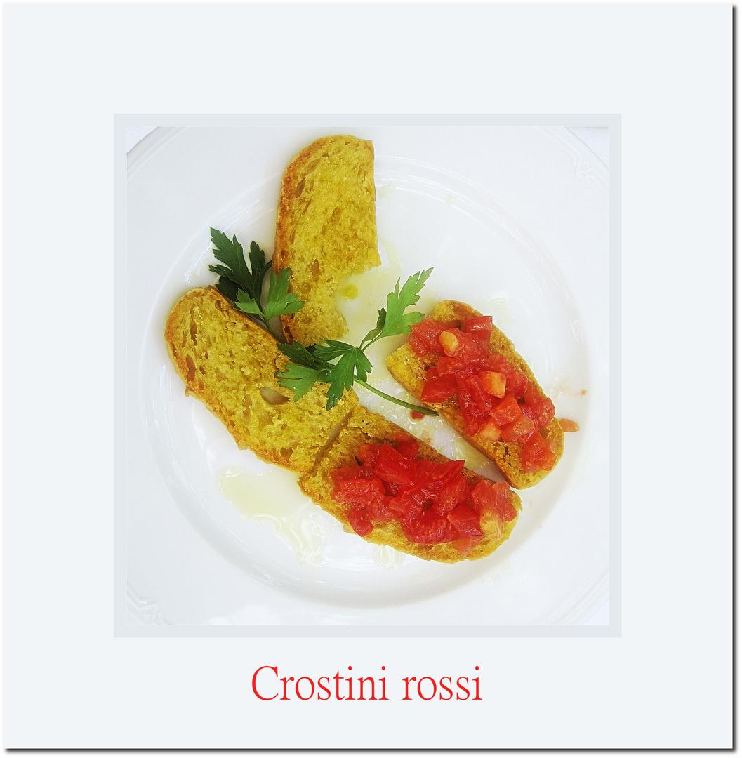 Crossini rossi