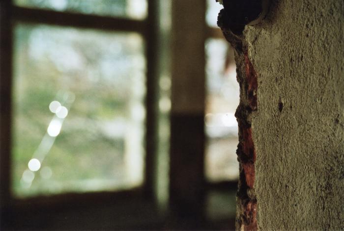 _crumbling past_