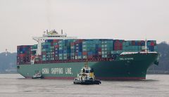 CSCL Le Havre- Containerschiff