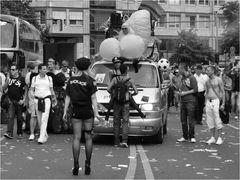 CSD 2011 Berlin - Und was macht die Polizei?
