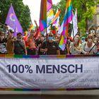 CSD in Stuttgart am 31.7.2021