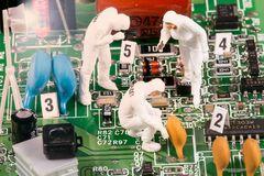 CSI-H0 Ermittlungen im Schaltkreis
