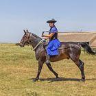 Csikós der ungarische Pferdehirt