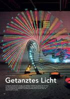 c't spezial Digitale Fotografie - Artikel von JanLeonardo: Getanztes Licht