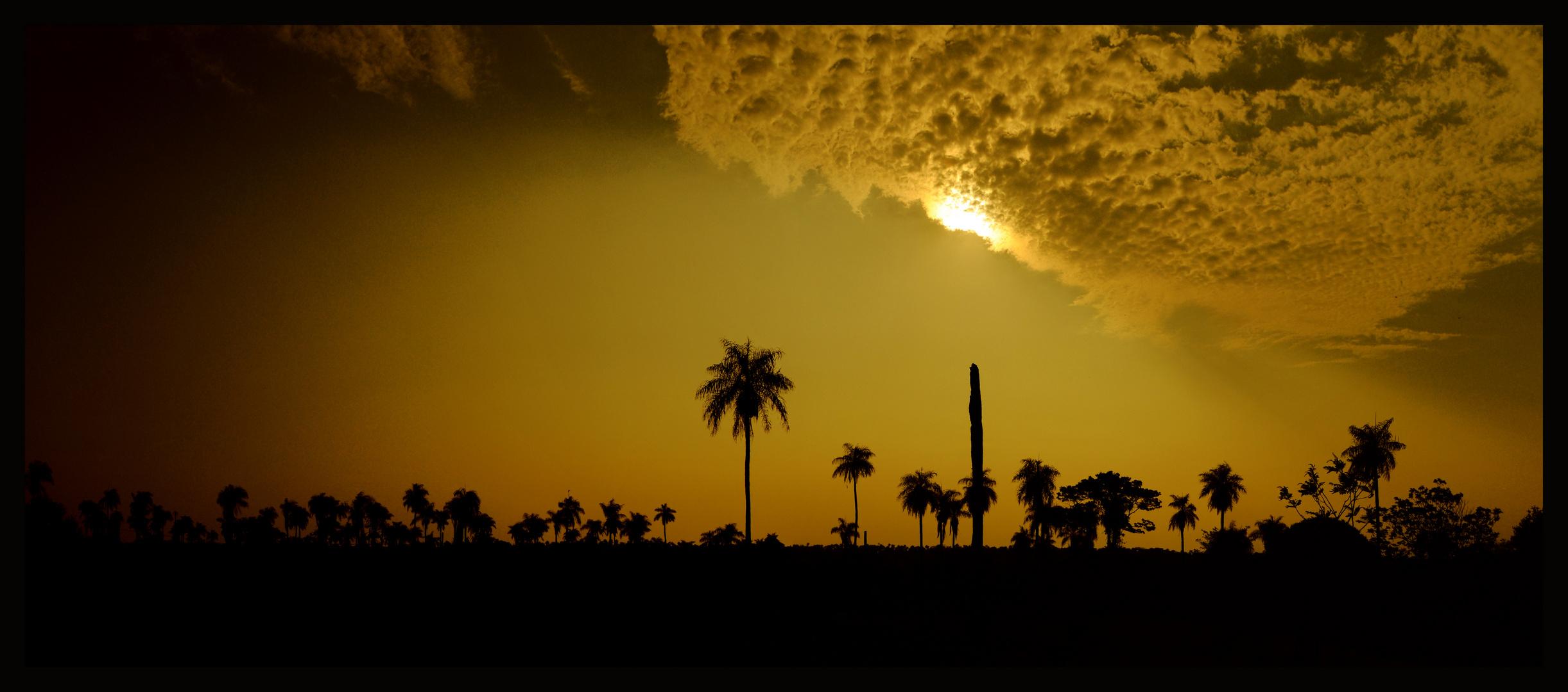 """Cuando baja el Sol en """"Paraguay"""" es hermoso"""