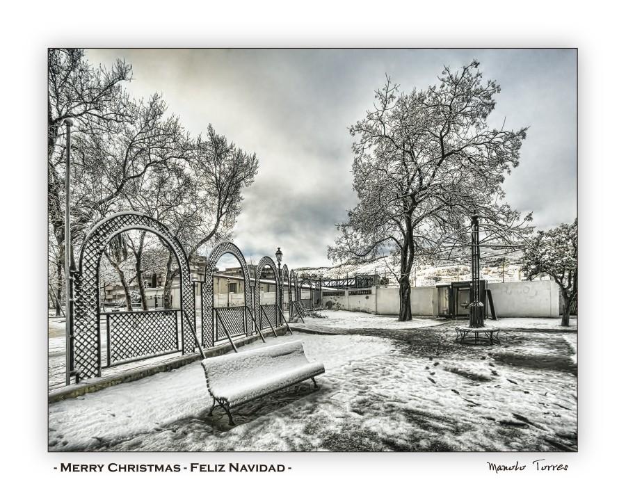 Cuando cae la nieve (Merry Christmas-Feliz Navidad)