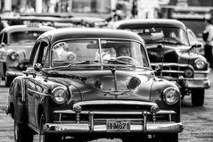 Cuba Car B&W No. 3