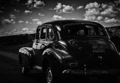 Cuba Car B&W No. 4