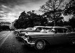 Cuba Car B&W No. 8