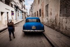 Cuba Car Color No. 2