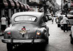 Cuba Car Color No. 4