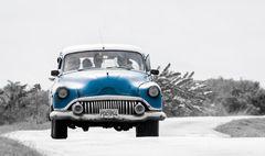 Cuba Car Color No. 6