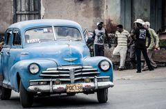 Cuba Car Color No. 9