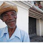 Cuba : Christmas smile