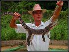 Cuba - Crocodile Man