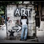 Cuba II - Art on the street
