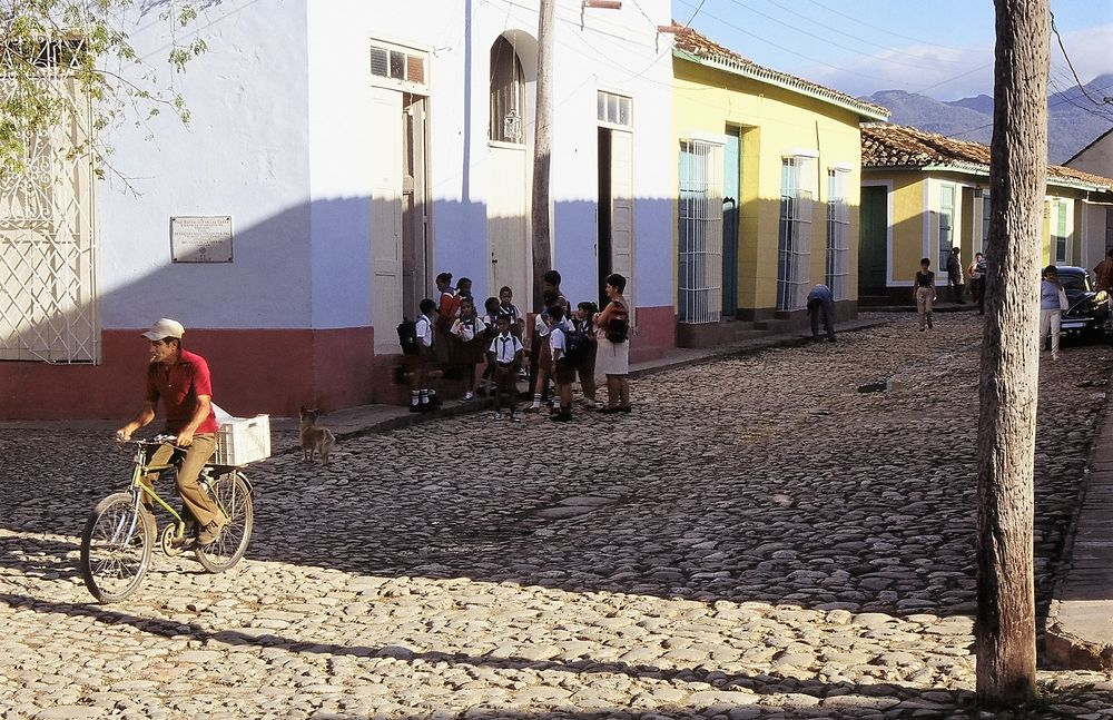 CUBA street C-25