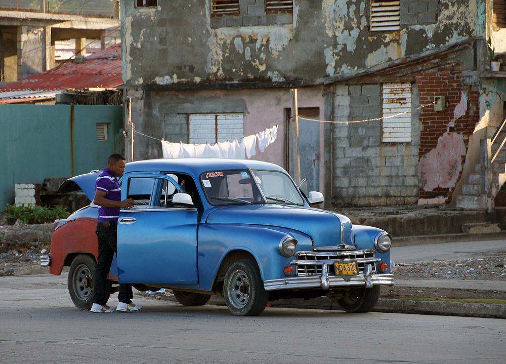 ..Cuba Taxi..