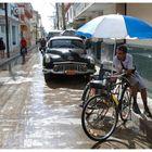 Cuba....bici-taxi