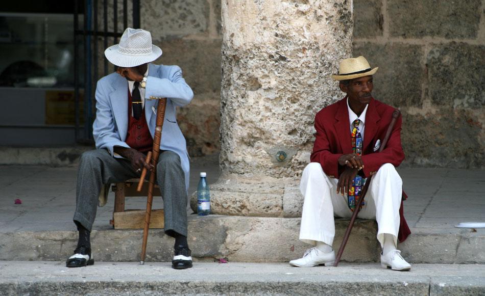 Cubanische Ruhe