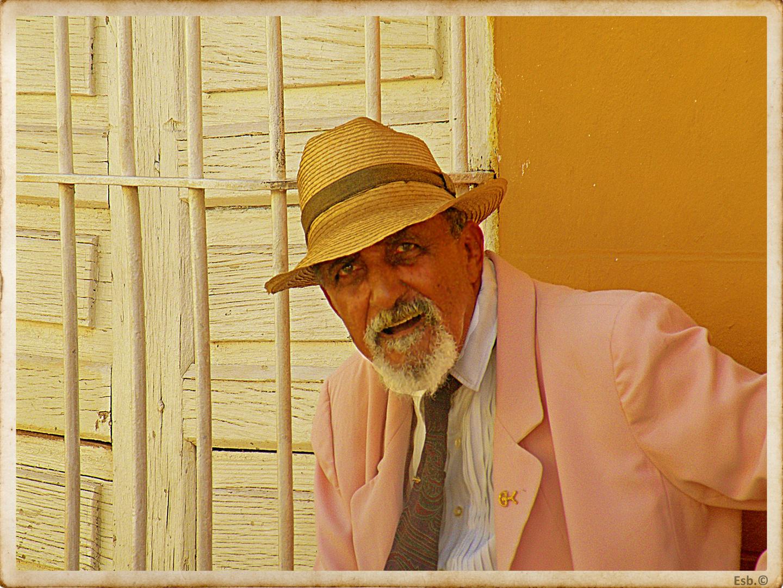 Cubano en Santa Clara