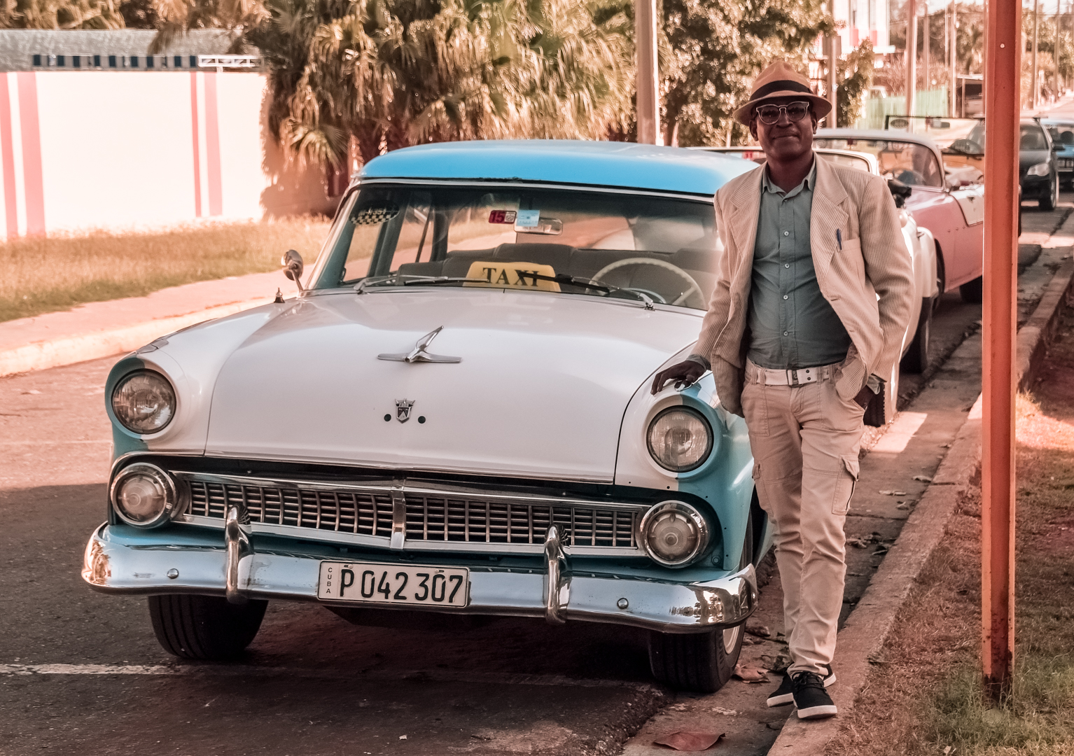 Cubas Taxdriver