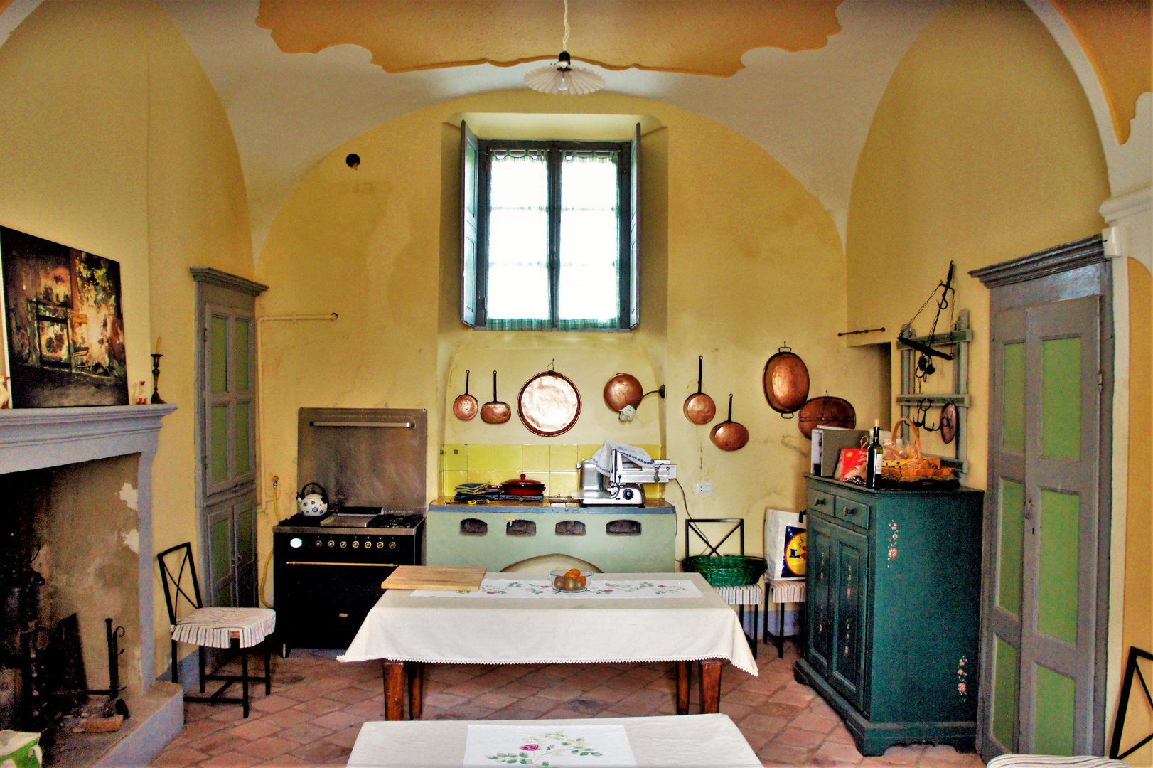 Cucina Di Campagna Foto Bild Italy Dokumentation Italien Bilder Auf Fotocommunity