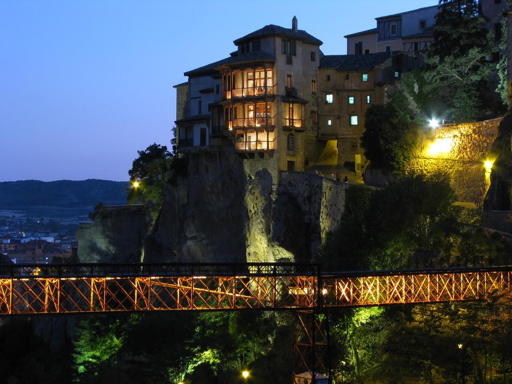 Cuenca noche