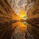 *Cueva de los Verdes*
