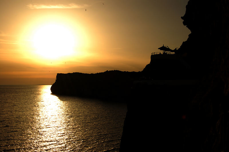 Cueva de Xoroi-Menorca