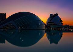 Cuidad de las artes y la ciencias, Valencia