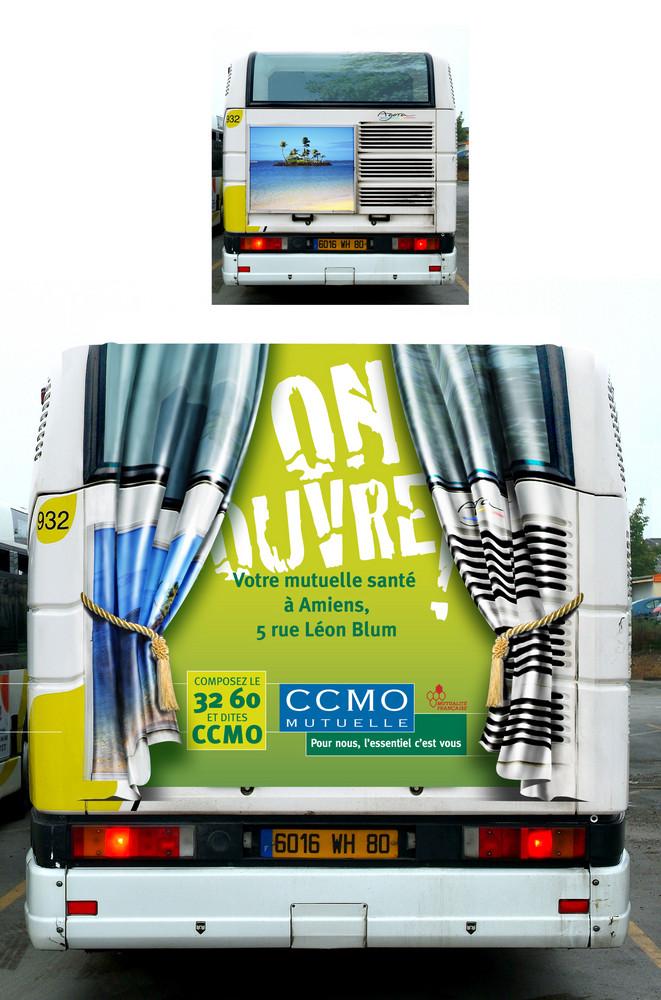Cul de bus Olive