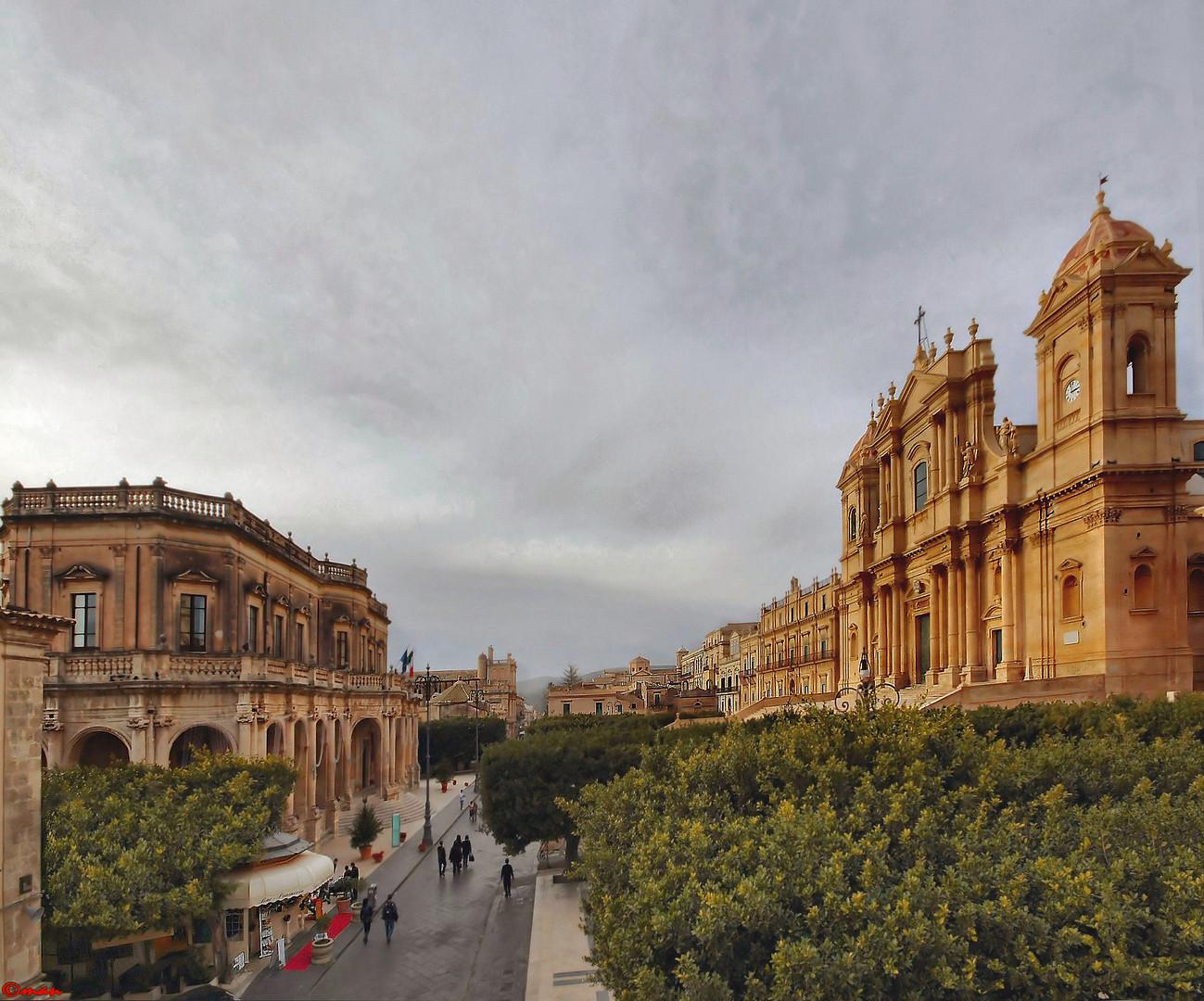 Culla del Barocco Siciliano nella.......