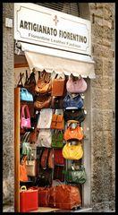 Cuoio a Firenze