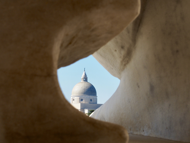 Cupola basilica dei santi Pietro e Paolo