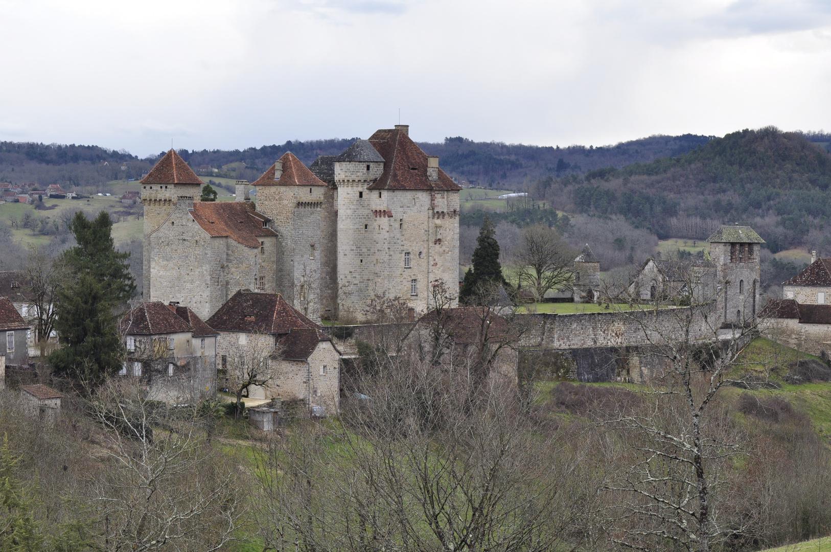 Curemonte, Corrèze