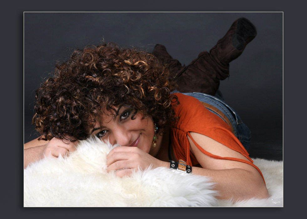 curls, curls, curls ;-)