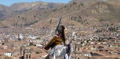 Cusco mit Antonius