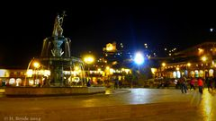 Cuscu bei Nacht