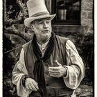Custodian at the Alamo