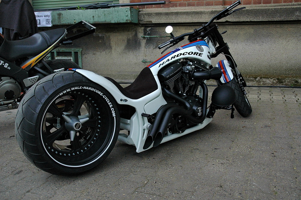 Moto Bobber Harley Davidson