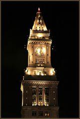 Custom House Tower