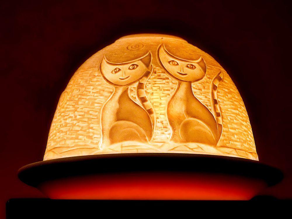 Cute little lamp