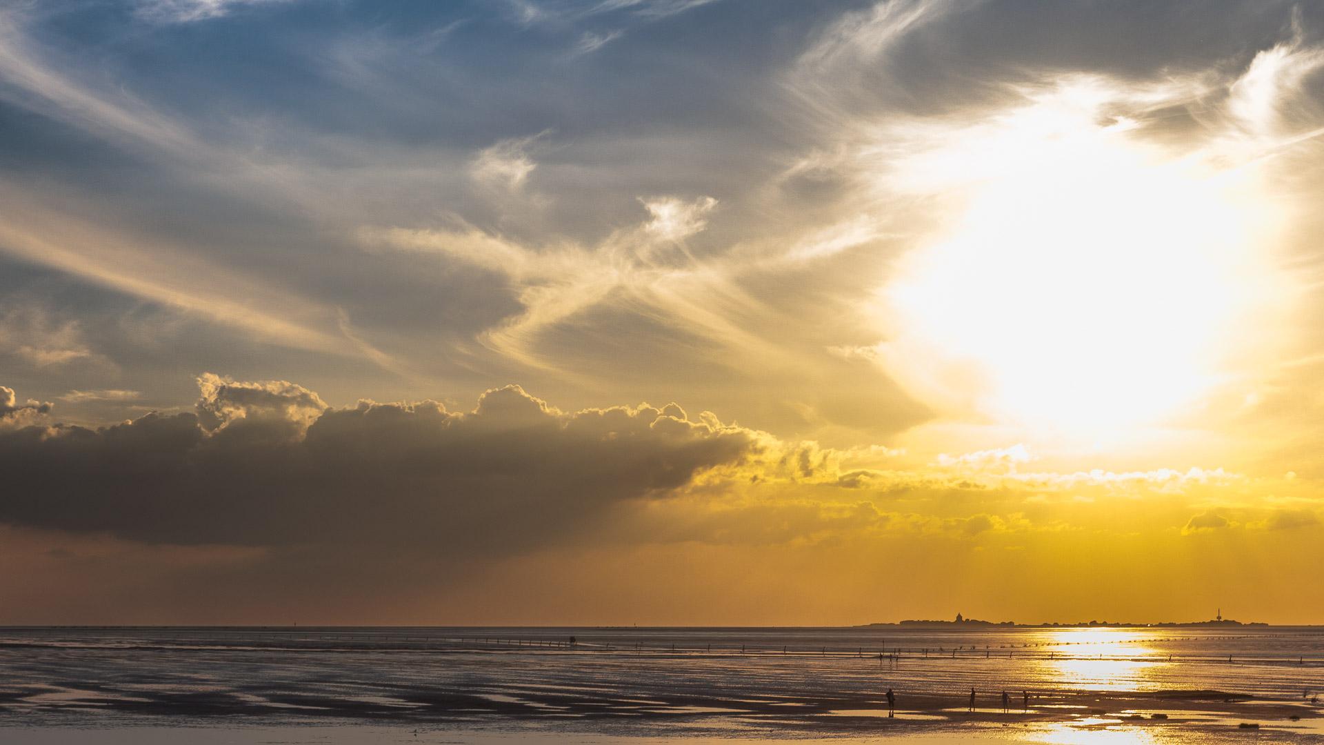 Cuxhaven Sunset I