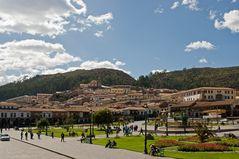 Cuzco - Plaza de Armas -2-